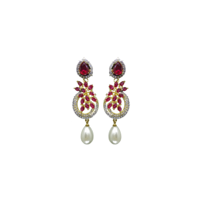 3f561dd236c Splendid Creations Vintage Romantic Trendy Metal Dangle   Drop Earrings for  Women