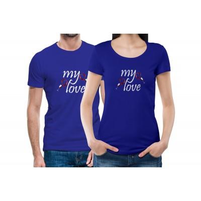 My Love Couple Tees