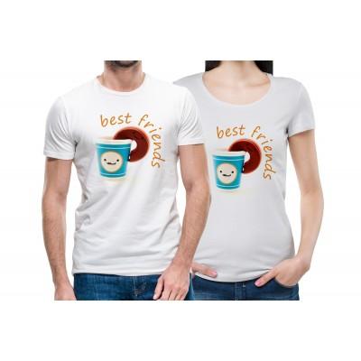 Best Friends T-shirt for Friends