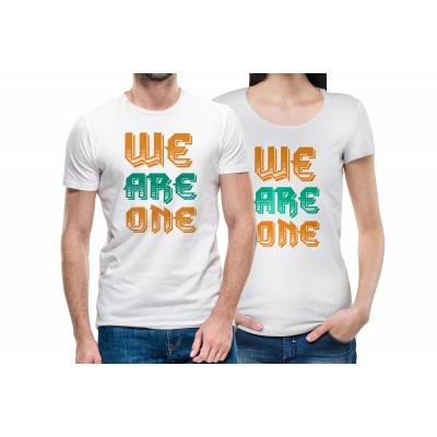 We Are One T-shirt for Friends