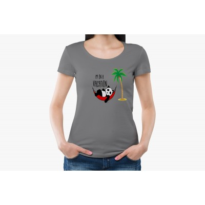 I'm on vacation Half Sleeve T-shirt