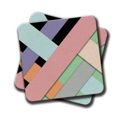 Bundle Coaster - Set Of 2 (4 inch x 4 inch)