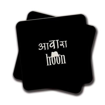 Awaaran hoon Coaster - Set Of 2 (4 inch x 4 inch)