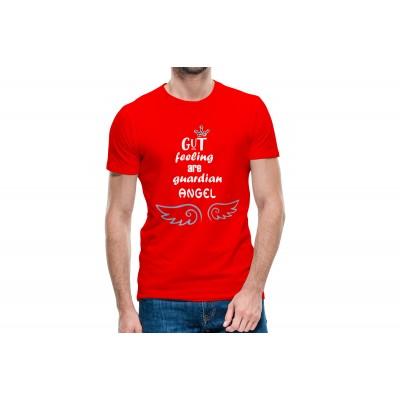 Gut Feelings Half Sleeve T-shirt
