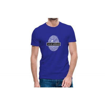 I am not complicated Half Sleeve T-Shirt