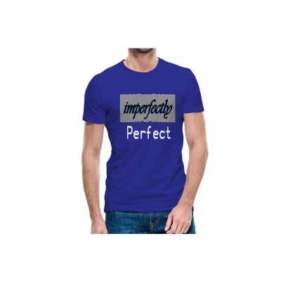 Imperfectly Perfect Half Sleeve T-Shirt
