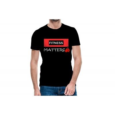Fitness Matters Half Sleeve T-shirt