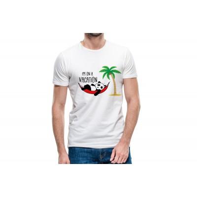 I'm on Vacation Half Sleeve T-shirt