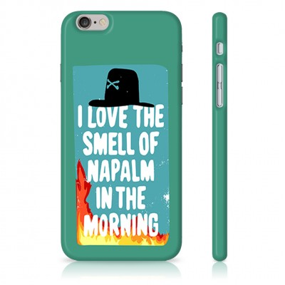 I Love The Smell Of Napalm In The Morning Case For  Samsung Galaxy S9