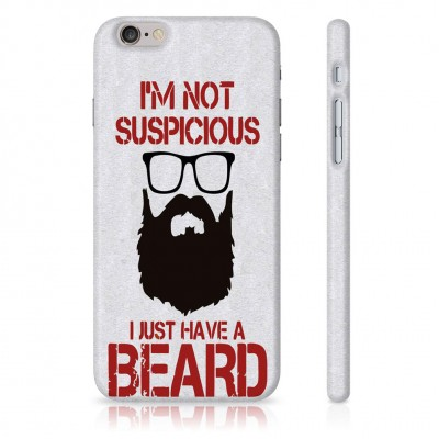 I'M Not Suspicious, I Just Have A Beard Case For  Samsung Galaxy S9
