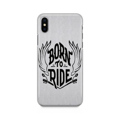 Born To Ride Case For IPHONE XS MAX