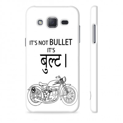 It'S Not Bullet Case For  Samsung Galaxy J7 Pro