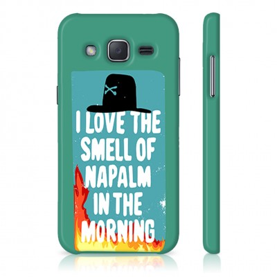I Love The Smell Of Napalm In The Morning Case For  Samsung Galaxy J7 Pro