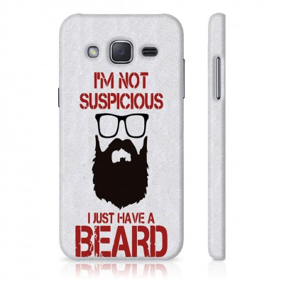 I'M Not Suspicious, I Just Have A Beard Case For  Samsung Galaxy J7 Pro