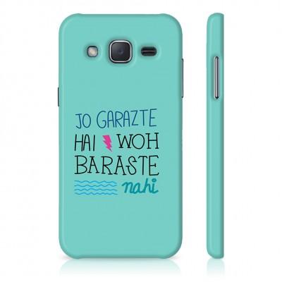 Jo Garazte Hai Who Baraste Nahi Case For  Samsung Galaxy J7 Pro