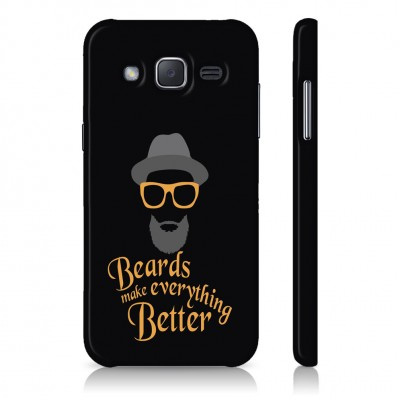 Beards Made Everything Better Case For  Samsung Galaxy J7 Pro