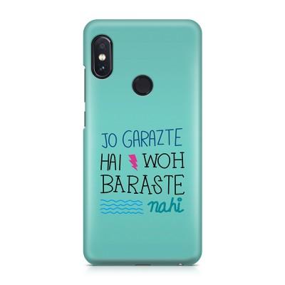 Jo Garazte Hai Who Baraste Nahi Case For  Redmi Note 5 Pro