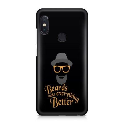 Beards Made Everything Better Case For  Redmi Note 5 Pro